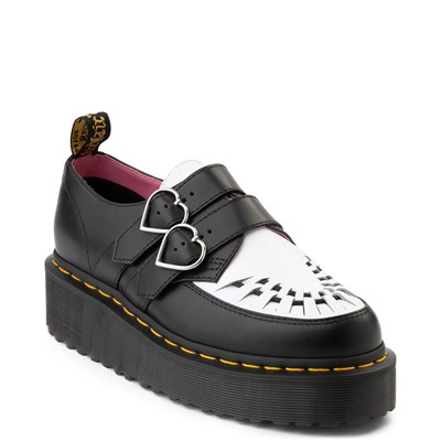 Alternate view of Womens Dr. Martens x Lazy Oaf Buckle Creeper Casual Shoe