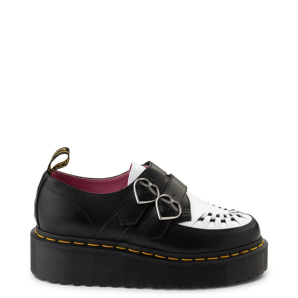 Womens Dr. Martens x Lazy Oaf Buckle Creeper Casual Shoe