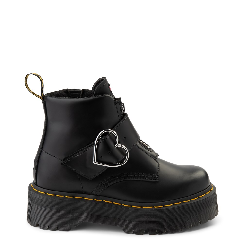 Womens Dr. Martens x Lazy Oaf Buckle Boot