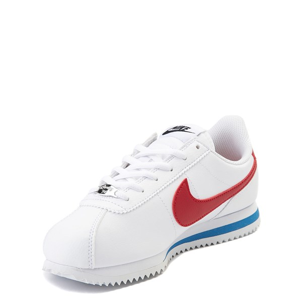 alternate view Nike Cortez Athletic Shoe - Big KidALT3
