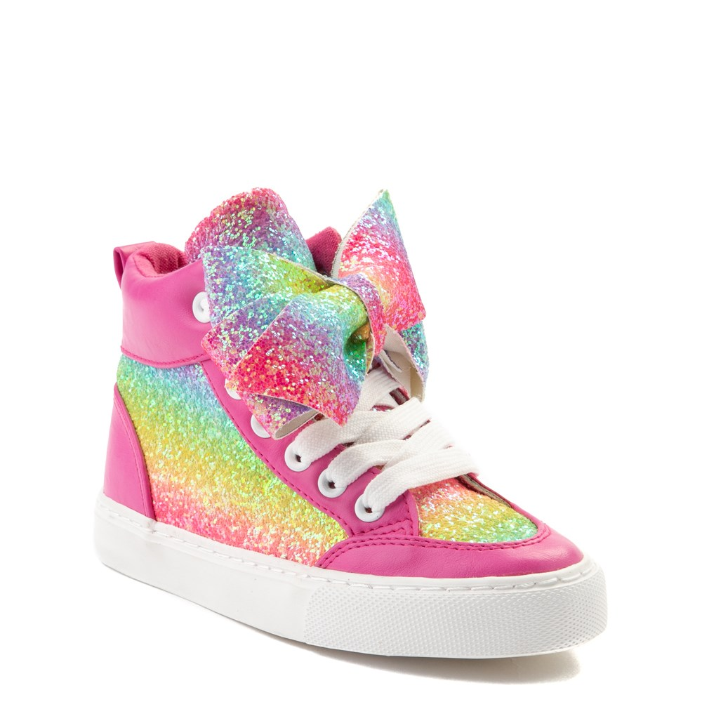 Jojo Siwa Trade Glitter Bow Hi Sneaker Little Kid Big Kid