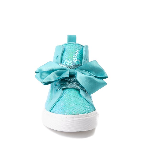 alternate view JoJo Siwa™ Sequin Bow Hi Sneaker - Little Kid / Big KidALT4