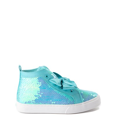 Main view of JoJo Siwa™ Sequin Bow Hi Sneaker - Little Kid / Big Kid
