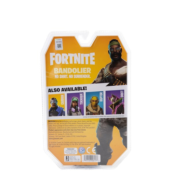 alternate view Fortnite Bandolier Action FigureALT3
