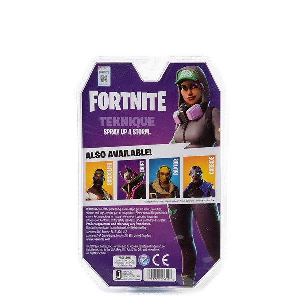 alternate view Fortnite Teknique Action FigureALT3