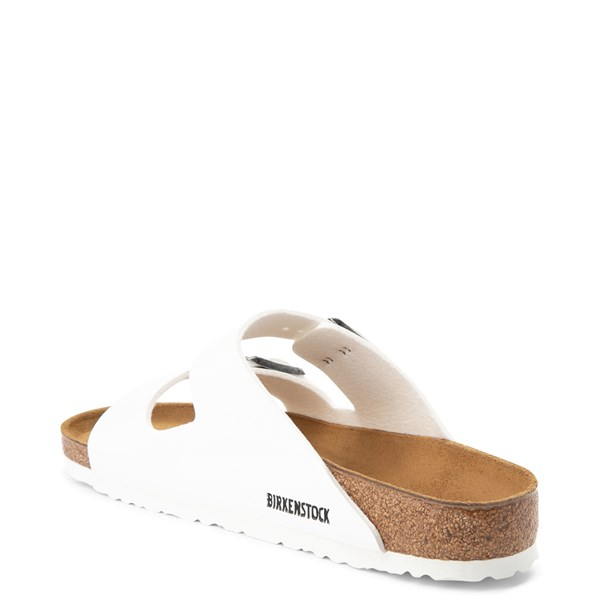 alternate view Mens Birkenstock Arizona Sandal - WhiteALT2