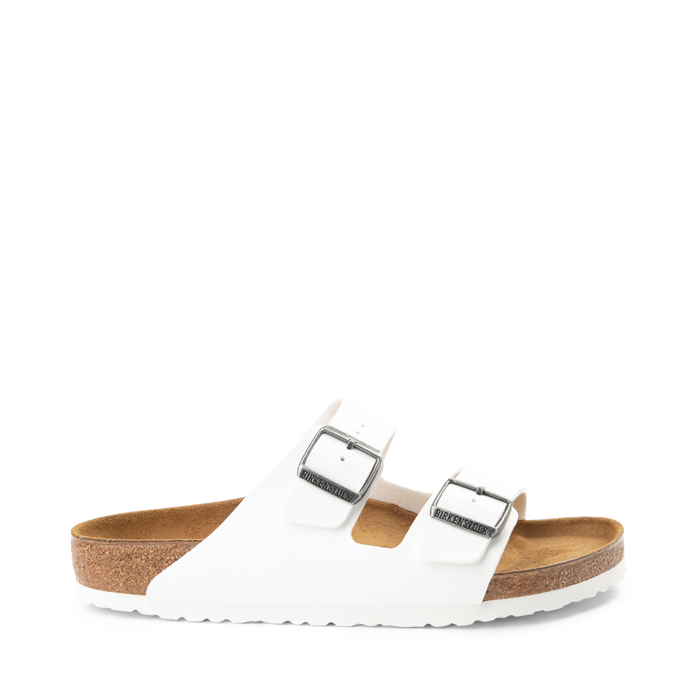 Mens Birkenstock Arizona Sandal - White