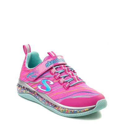 Alternate view of Skechers Skech-Air Jumpin' Dots Sneaker - Little Kid
