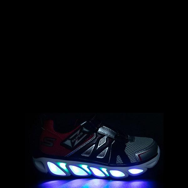 Alternate view of Skechers S Lights Hypno-Flash 3.0 Sneaker - Little Kid