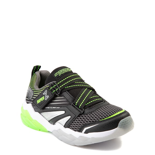 alternate view Skechers S Lights Rapid Flash 2.0 Sneaker - Little KidALT1B