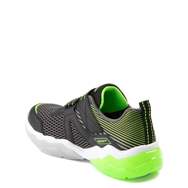 alternate view Skechers S Lights Rapid Flash 2.0 Sneaker - Little KidALT2