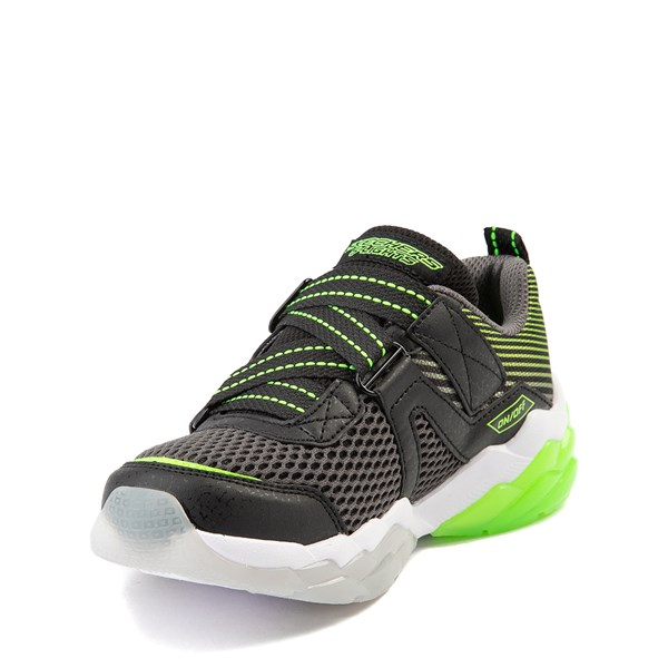 alternate view Skechers S Lights Rapid Flash 2.0 Sneaker - Little KidALT3