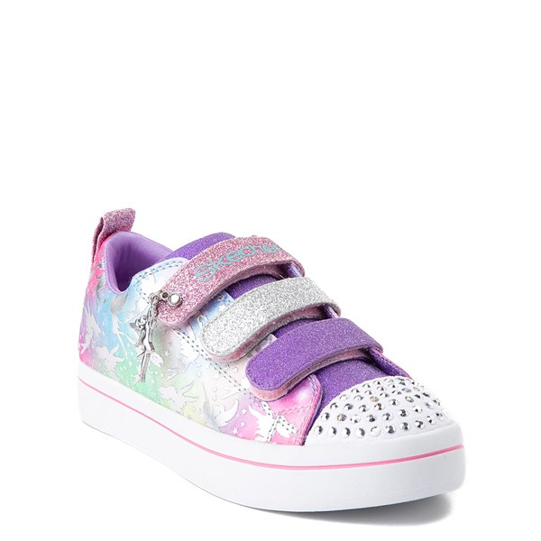 alternate view Skechers Twinkle Toes Twi-Lites Fairy Wishes Sneaker - Little KidALT1