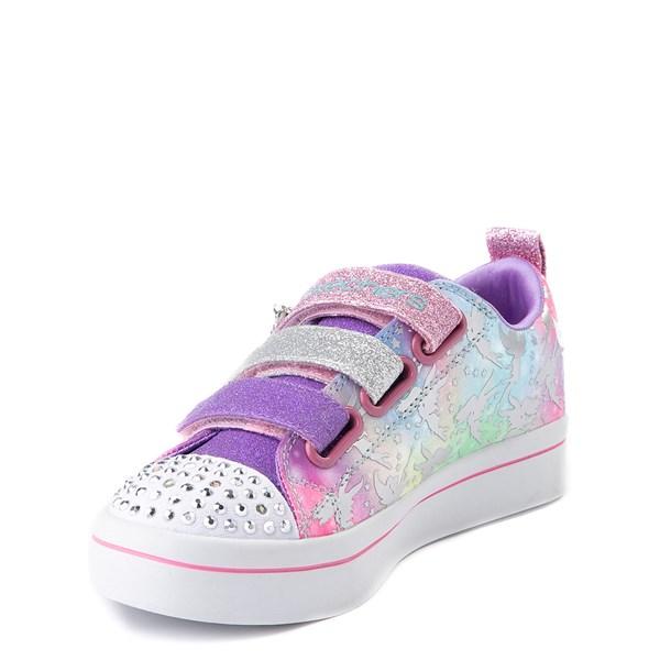 alternate view Skechers Twinkle Toes Twi-Lites Fairy Wishes Sneaker - Little Kid - MultiALT3