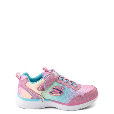 promo code d3976 ae10c Skechers S Lights Glimmer Kicks Mermaid Sneaker - Little Kid