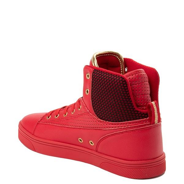 alternate view Mens Vlado Jazz Athletic Shoe - Red / BlackALT1