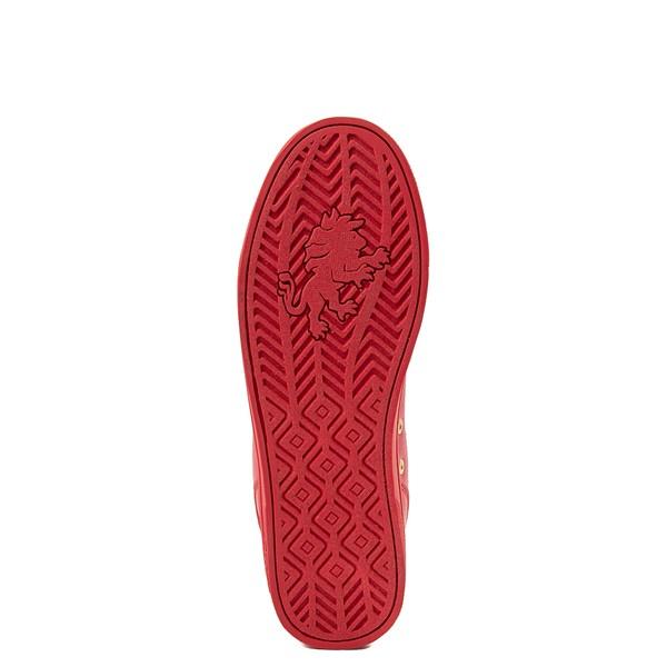 alternate view Mens Vlado Jazz Athletic Shoe - Red / BlackALT3