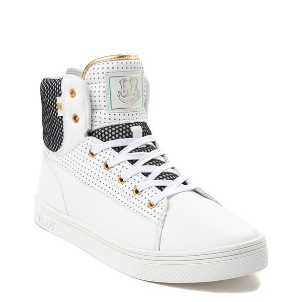 alternate view Mens Vlado Jazz Athletic Shoe - White / BlackALT5