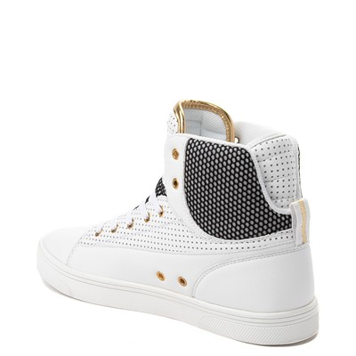 Alternate view of Mens Vlado Jazz Athletic Shoe - White / Black
