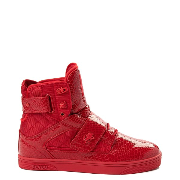 Mens Vlado Atlas Athletic Shoe - Red Monochrome