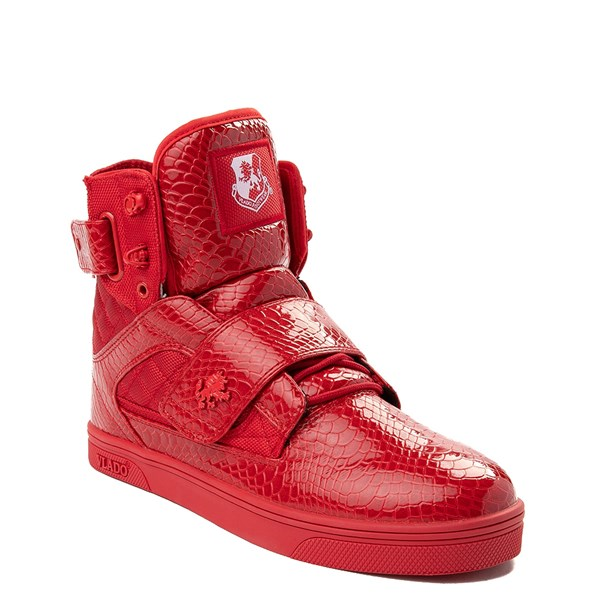 alternate view Mens Vlado Atlas Athletic Shoe - Red MonochromeALT1