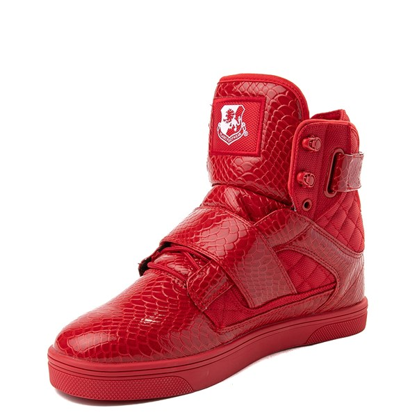 alternate view Mens Vlado Atlas Athletic Shoe - Red MonochromeALT3