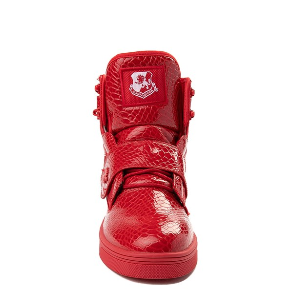 alternate view Mens Vlado Atlas Athletic Shoe - Red MonochromeALT4