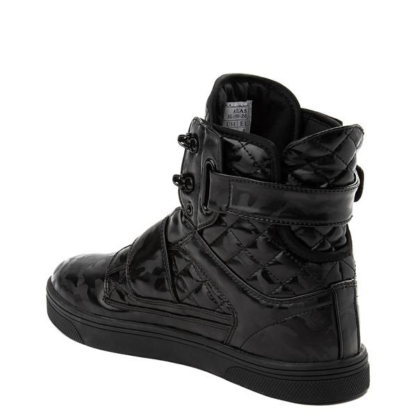 alternate view Mens Vlado Atlas Athletic Shoe - Black / CamoALT1