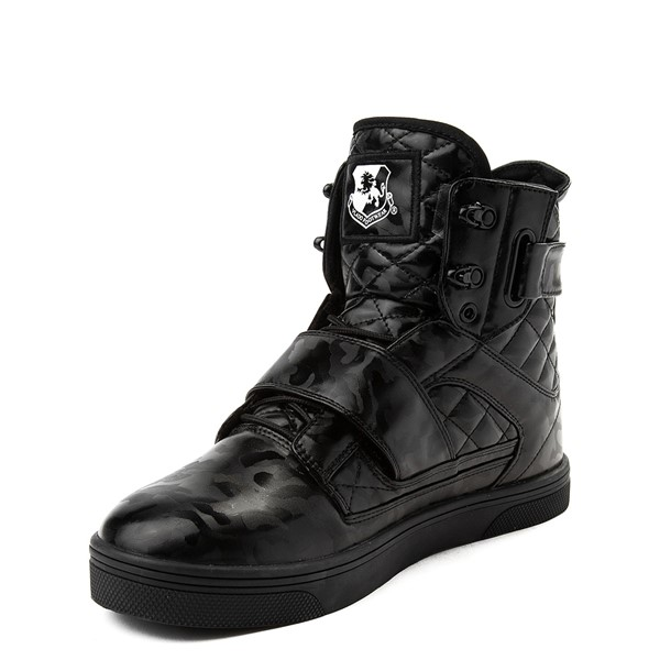 alternate view Mens Vlado Atlas Athletic Shoe - Black / CamoALT2