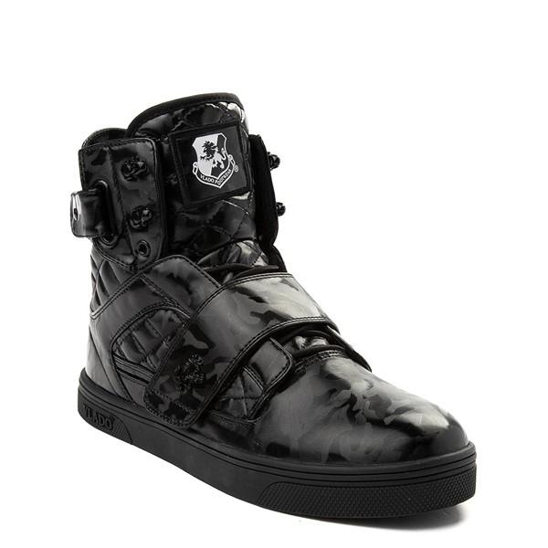 alternate view Mens Vlado Atlas Athletic Shoe - Black / CamoALT5