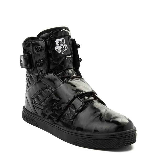 alternate view Mens Vlado Atlas Athletic Shoe - Black / CamoALT1