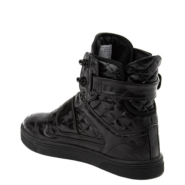 alternate view Mens Vlado Atlas Athletic Shoe - Black / CamoALT2