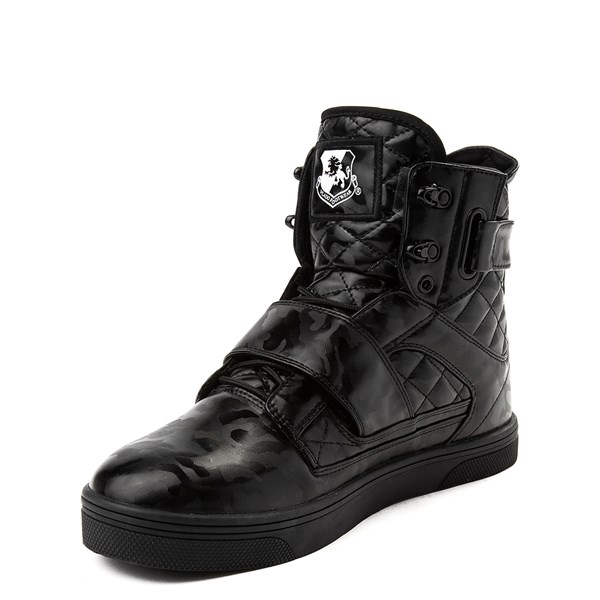 alternate view Mens Vlado Atlas Athletic Shoe - Black / CamoALT3