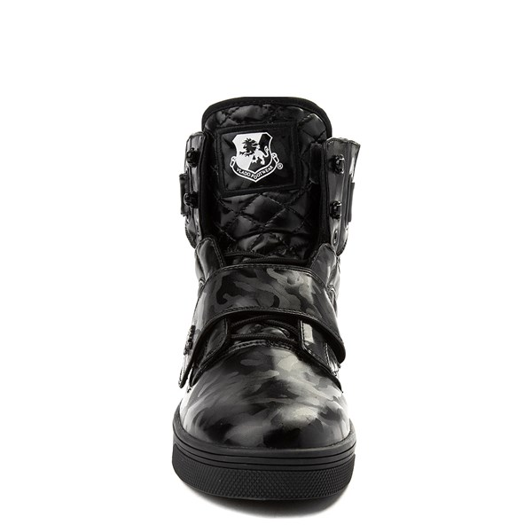 alternate view Mens Vlado Atlas Athletic Shoe - Black / CamoALT4