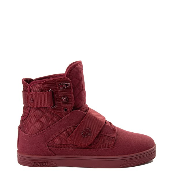 Mens Vlado Atlas II Athletic Shoe - Burgundy