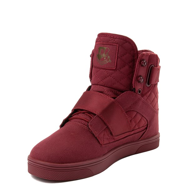 alternate view Mens Vlado Atlas II Athletic Shoe - BurgundyALT3