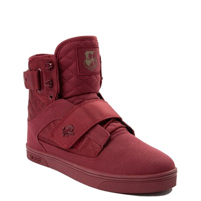Alternate view of Mens Vlado Atlas II Athletic Shoe - Burgundy