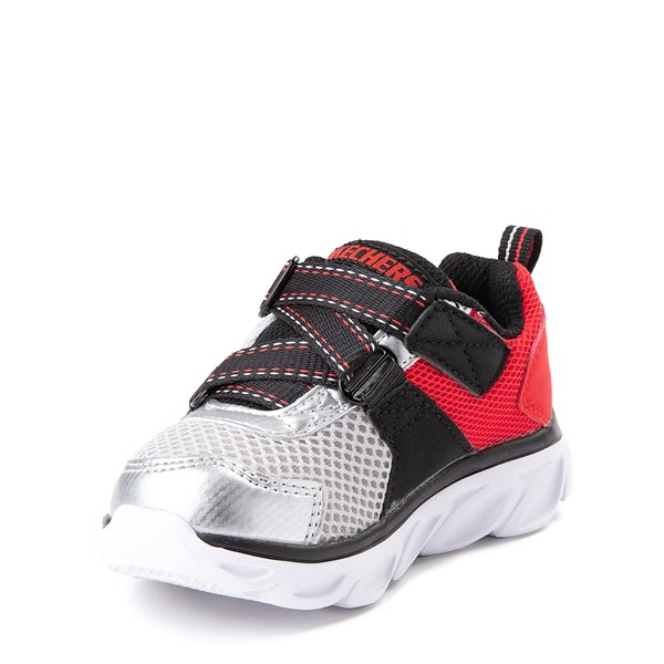 alternate view Skechers S Lights Hypno-Flash 3.0 Sneaker - ToddlerALT3