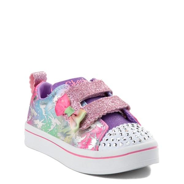 alternate view Skechers Twinkle Toes Twi-Lites Fairy Wishes Sneaker - Toddler - MultiALT1B