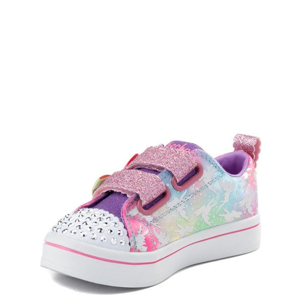 alternate view Skechers Twinkle Toes Twi-Lites Fairy Wishes Sneaker - ToddlerALT3