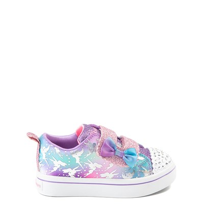 Main view of Skechers Twinkle Toes Twi-Lites Fairy Wishes Sneaker - Toddler