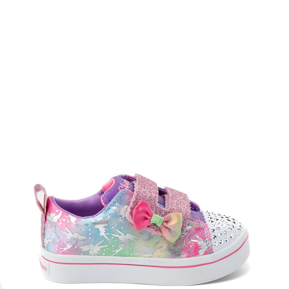 Skechers Twinkle Toes Twi-Lites Fairy Wishes Sneaker - Toddler