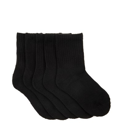 Main view of Toddler Basic Crew Socks 5 Pack