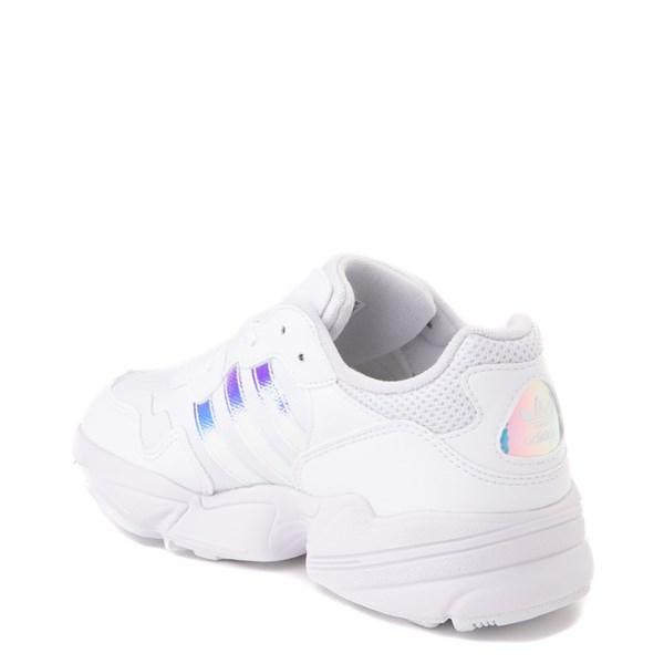 alternate view adidas Yung 96 Athletic Shoe - Big KidALT2