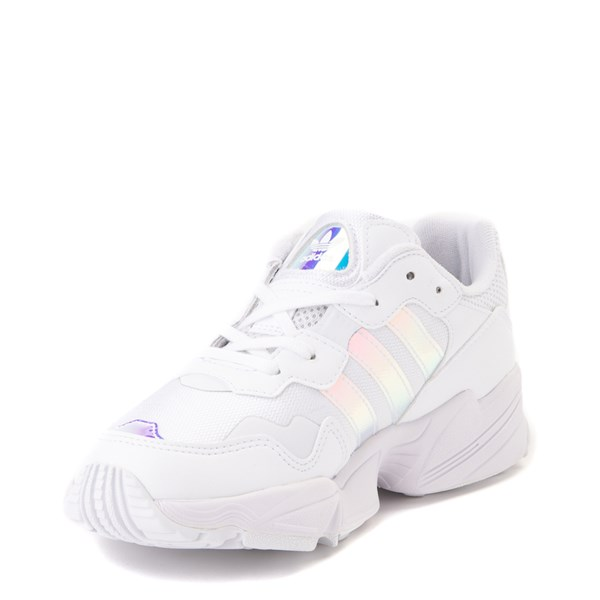 alternate view adidas Yung 96 Athletic Shoe - Big KidALT3
