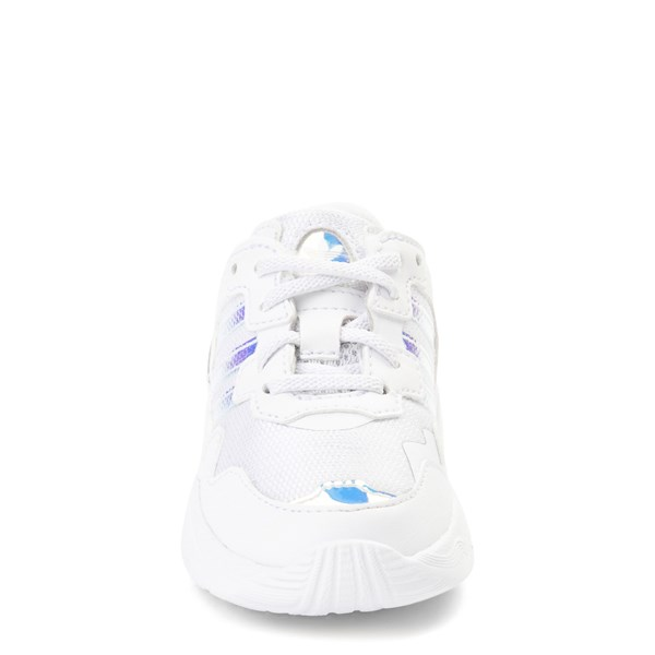alternate view adidas Yung 96 Athletic Shoe - Baby / Toddler - WhiteALT4