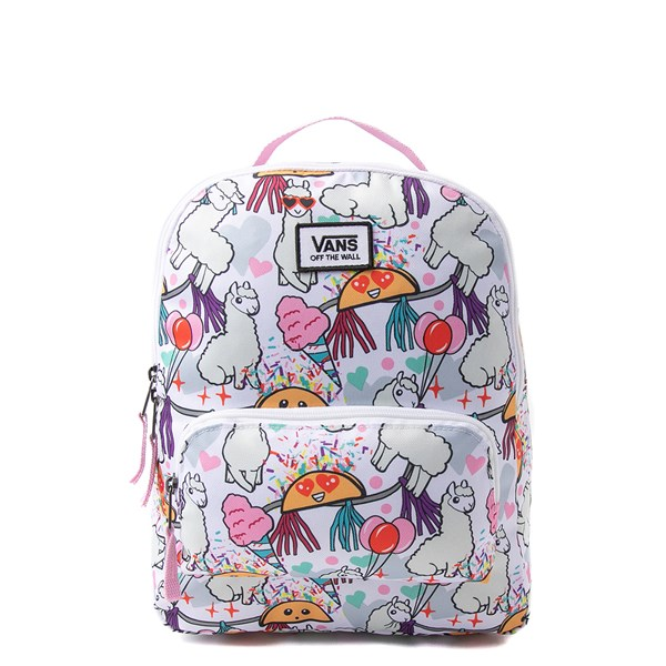Default view of Vans Llama Party Mini Backpack
