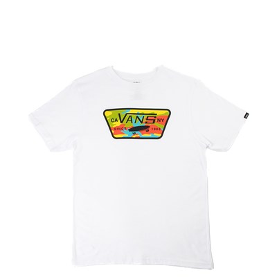 Main view of Vans Full Patch Camo Pop Tee - Little Kid