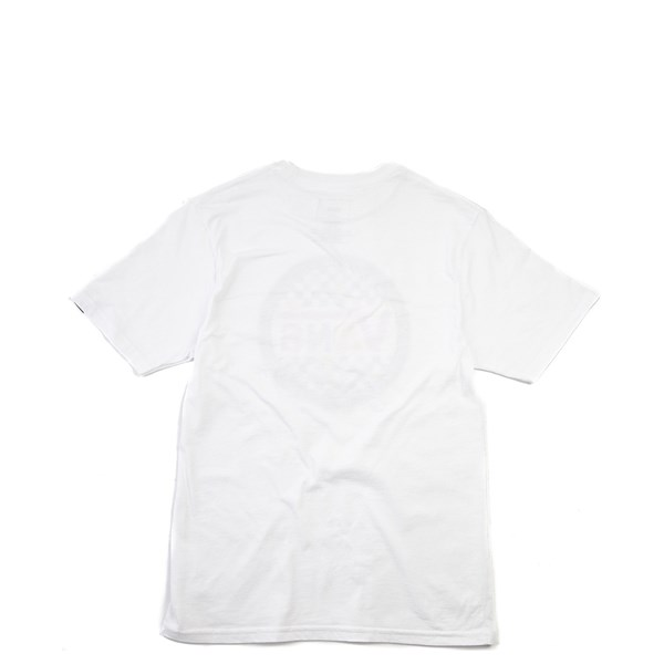 alternate view Vans Retro Pop Tee - Girls Little Kid - WhiteALT1