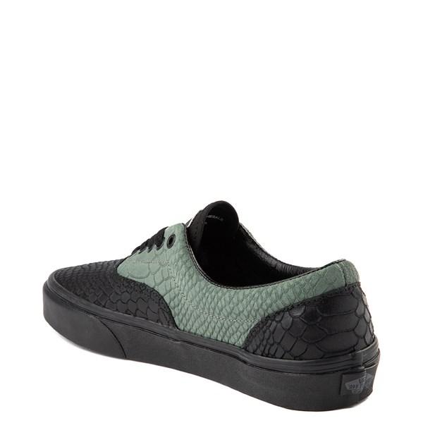 alternate view Vans x Harry Potter Era Slytherin Skate Shoe - Black / GreenALT2